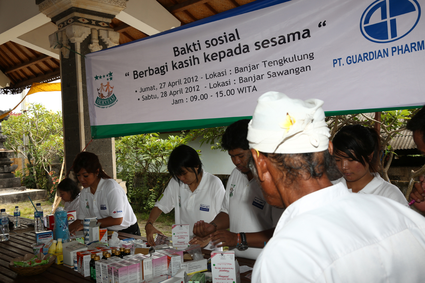 Bakti Sosial : Guardian Pharmatama